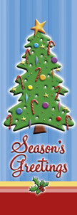 Cookie Tree Light Pole Banner