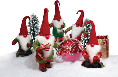 Christmas Animated Band of Elves
