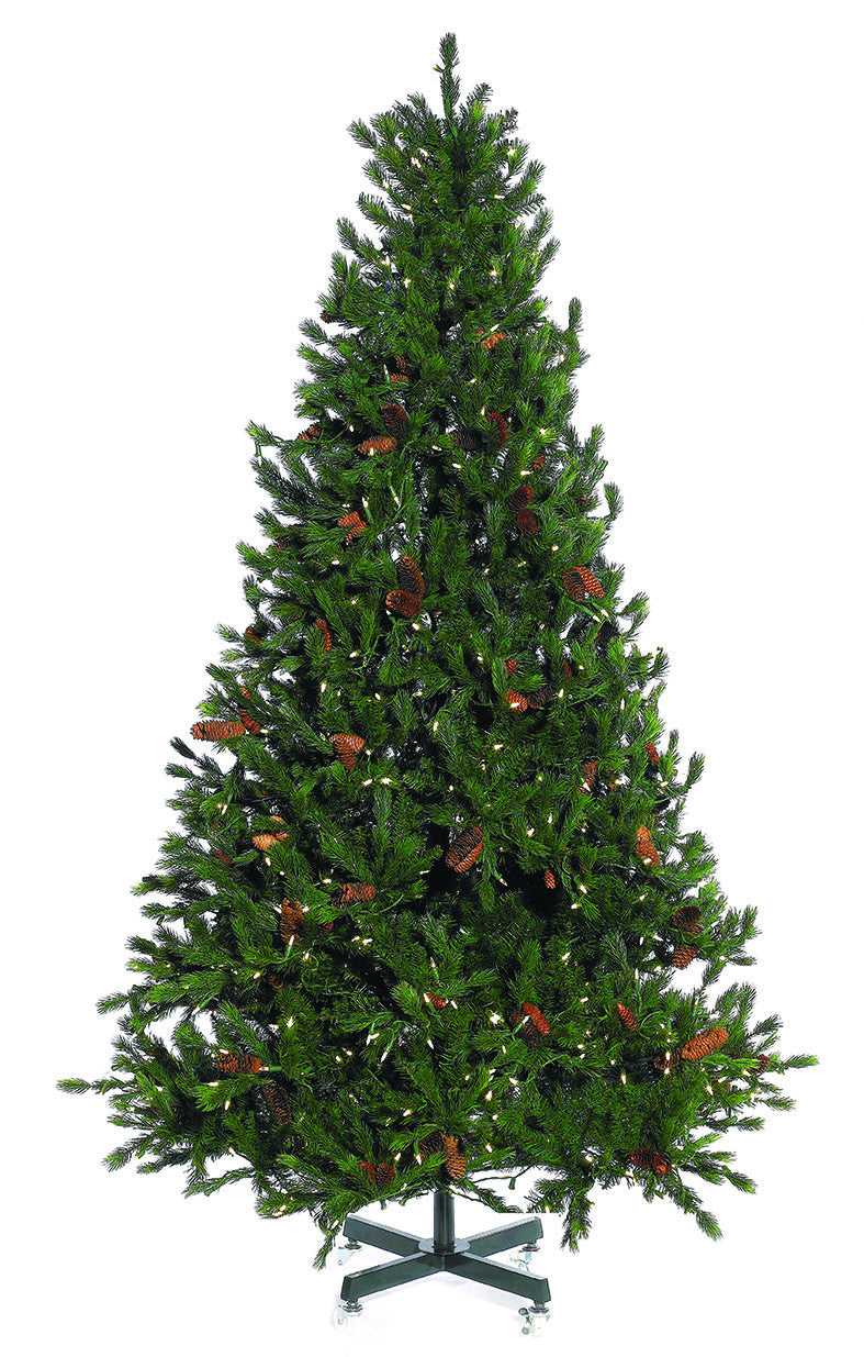 calgary pine tree - Commercial Christmas Decorations Canada