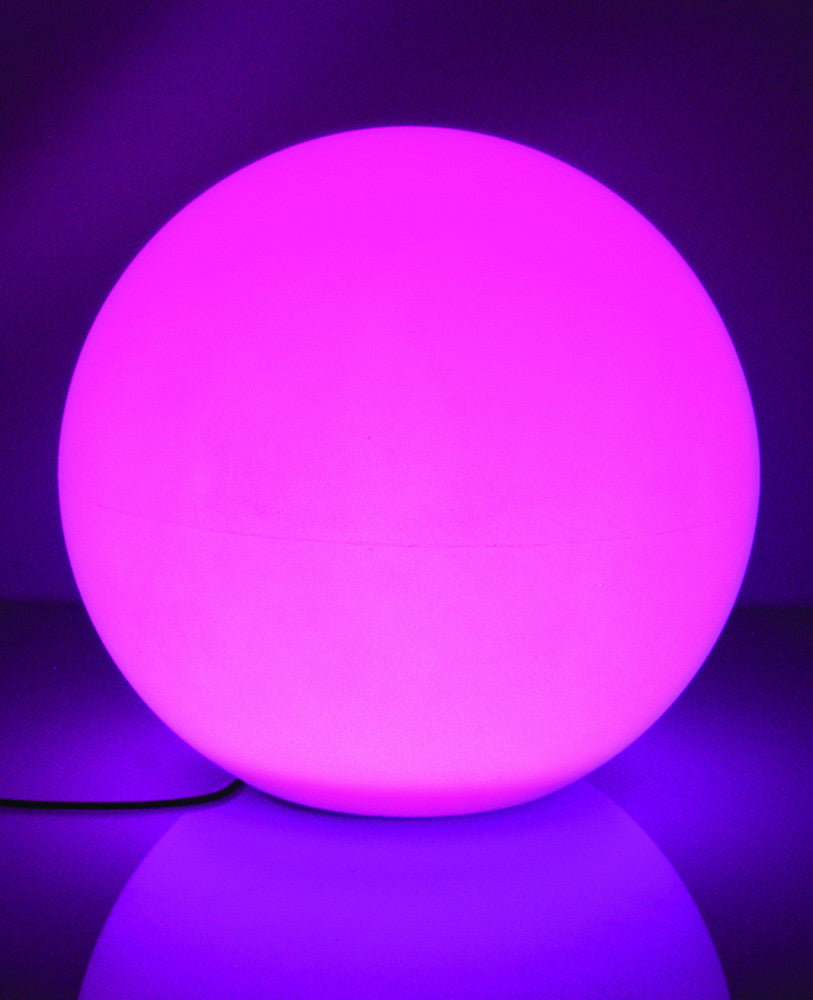 RGB Color Changing Light Spheres
