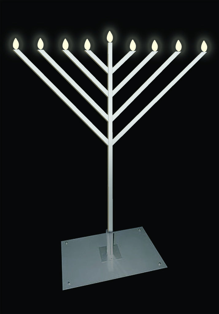 Giant Automated Menorah Prop