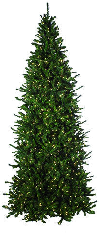 Monarch Large Commercial Christmas Tree