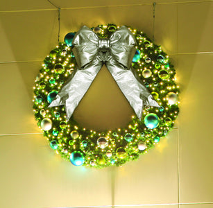 Coastal Commercial Wreath