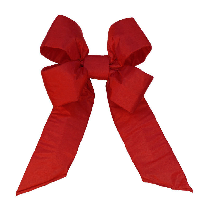 Old Glory Red Nylon Bow