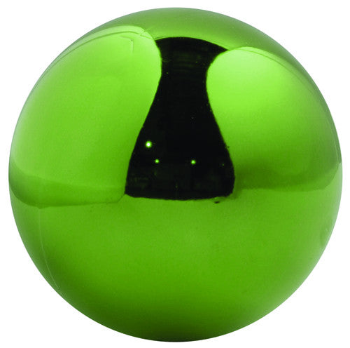 Olive Shiny UV Treated Ball Ornament