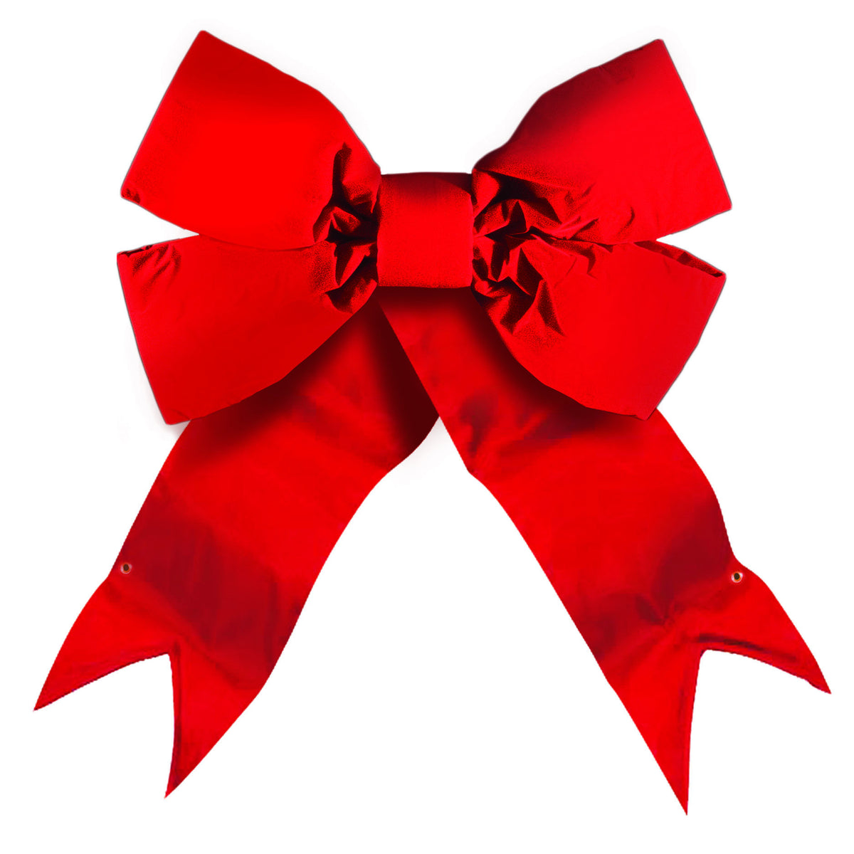 Red Structural Bow