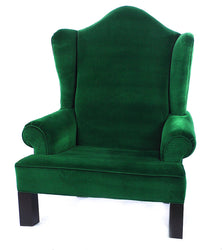 Green Santa Chair