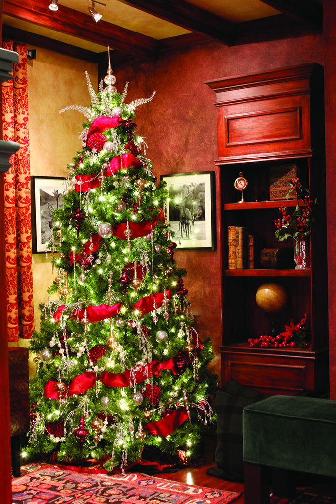 Mountain Pine Christmas Tree Commercial Christmas Supply