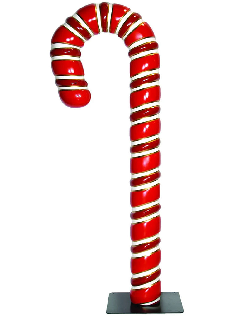 Giant Candy Cane Prop