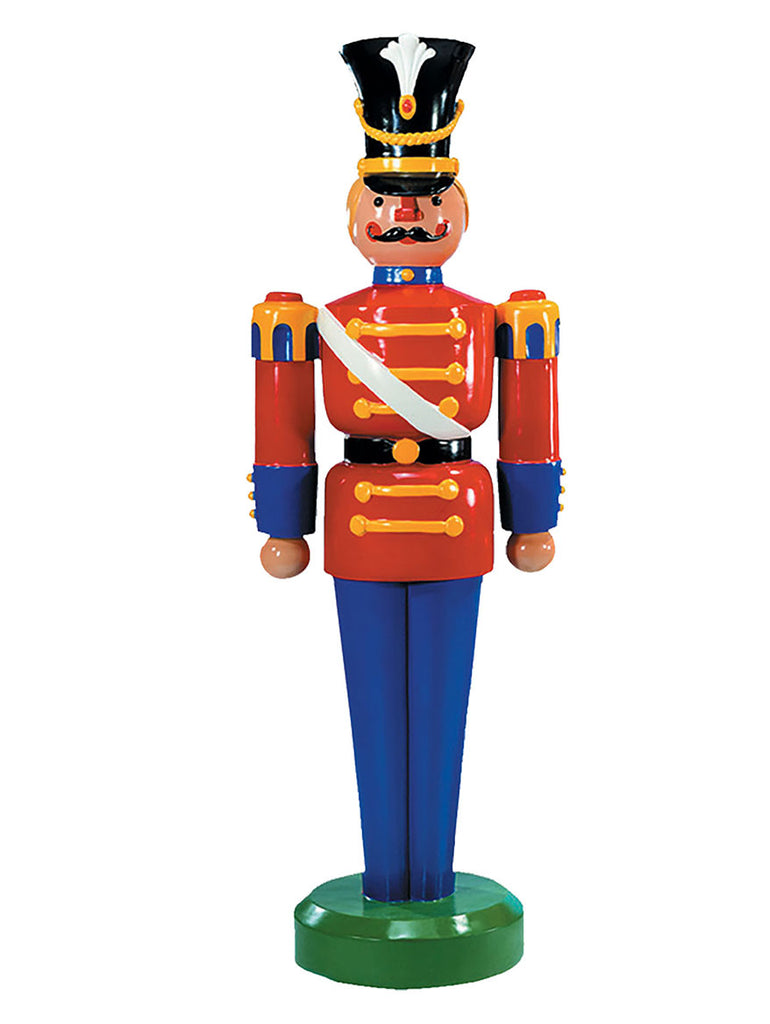 Indoor Outdoor Commercial Toy Soldier Prop