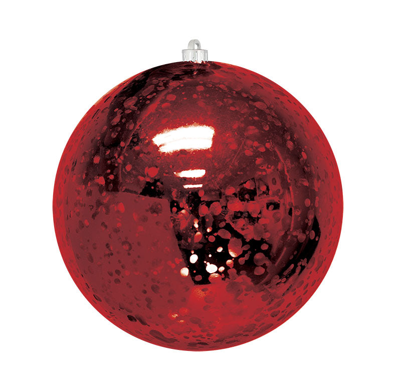Round Commercial Mercury Bauble