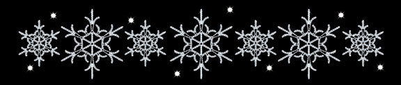 22 ft Snowflake Skyline Winter Holiday Decor