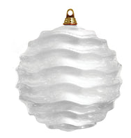 Commercial Wave Ornaments (Set of 4) 3 Sizes