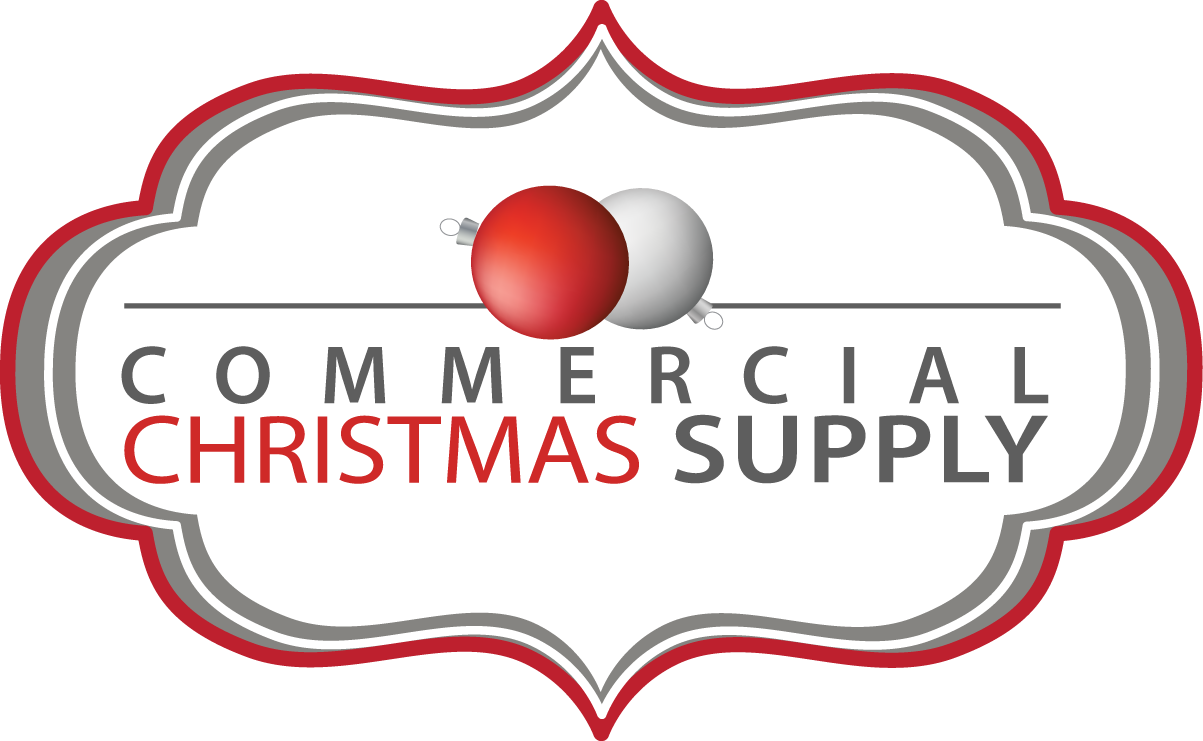 Commercial Christmas Supply - Commercial Christmas Decorations for Indoor and Outdoor Display