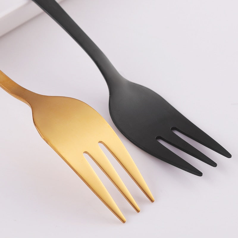 Sworn - Exquisite Salad Fork (7 Piece Set)