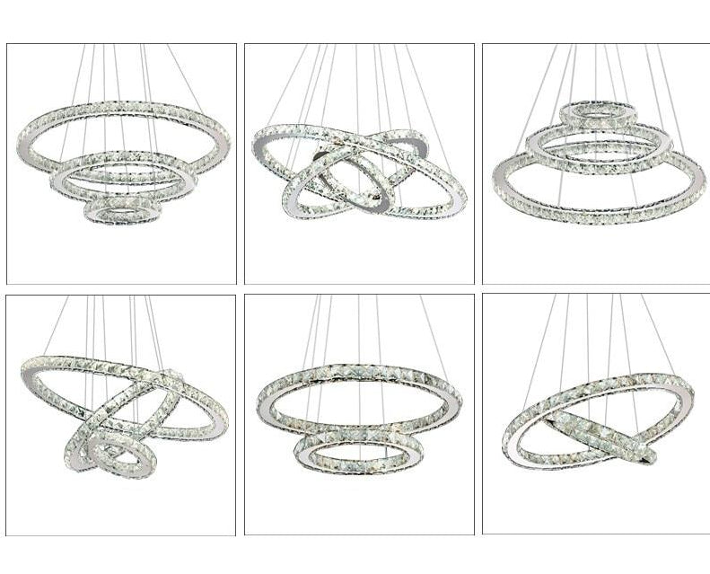 Cosima - The Engagement Chandelier