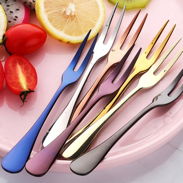 Xeno - Elegant Fruit Fork (9 Piece Set)