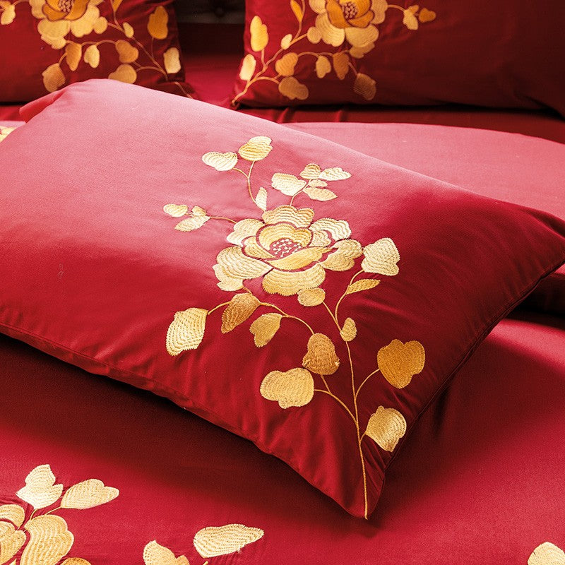 Harmony Duvet Cover Set (Egyptian Cotton)