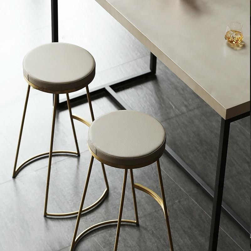 Chic Moden High Bar Stool Style Chair