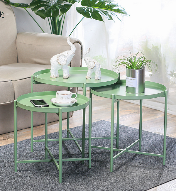 Nordic Wrought Iron Table
