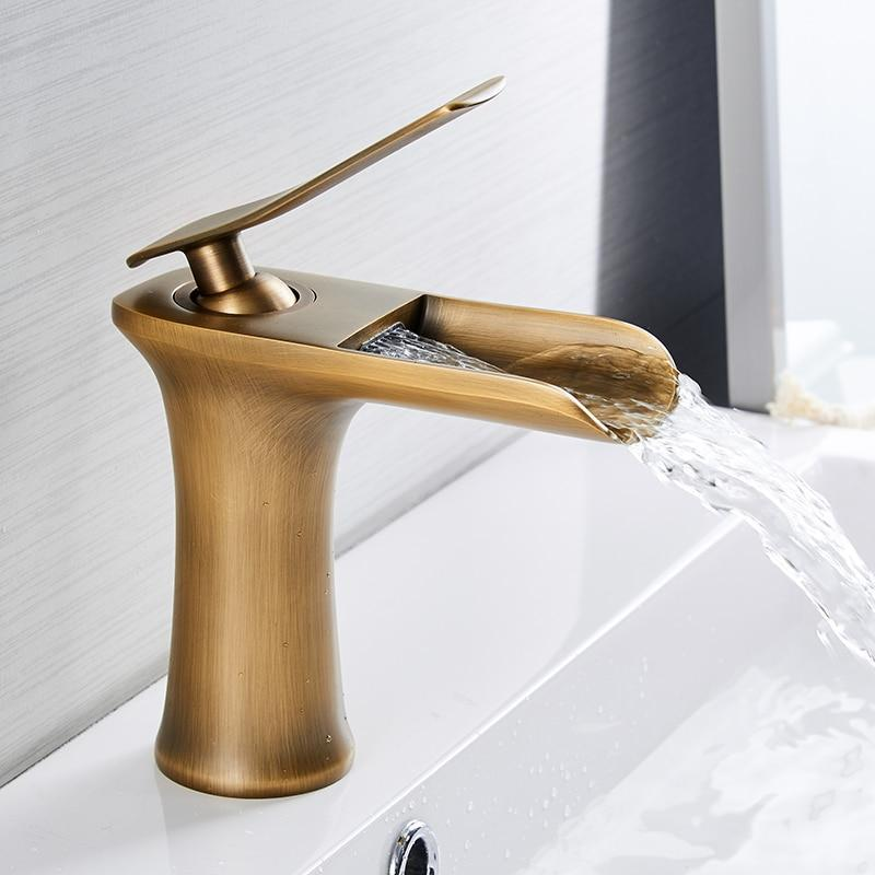 Gilded Faucet