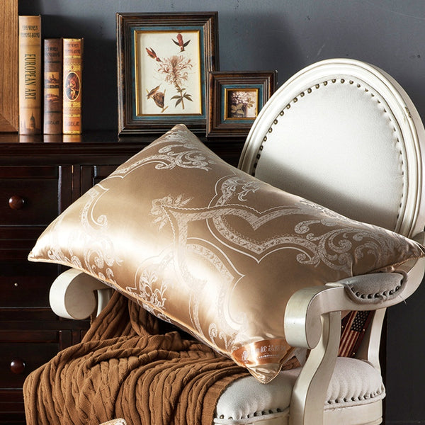 Luxury Mulberry Silk Pillow