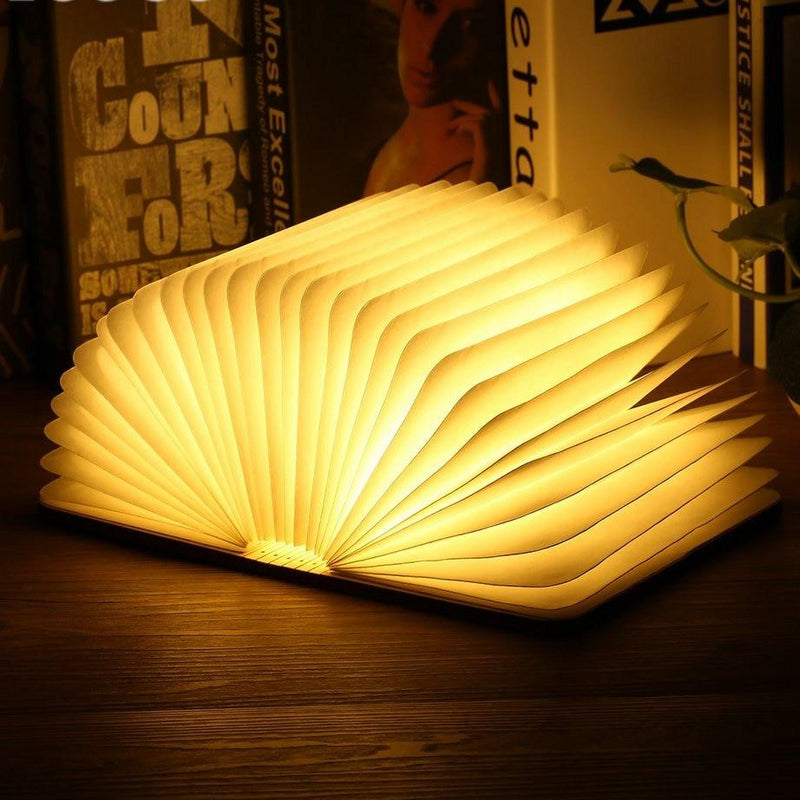 Helios - Shining Book Lamp