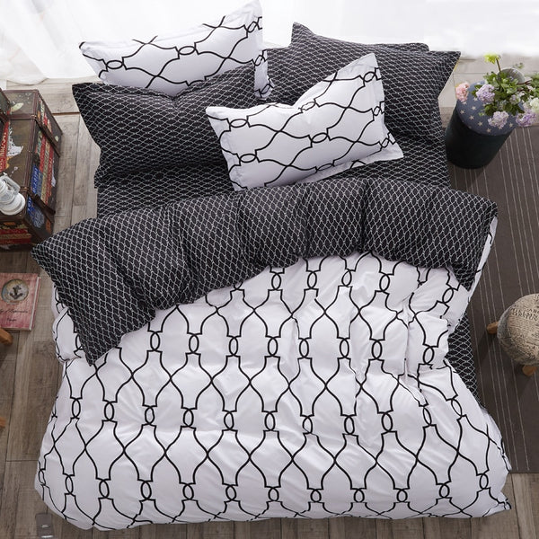 Anthropologie Eula Duvet Cover Set