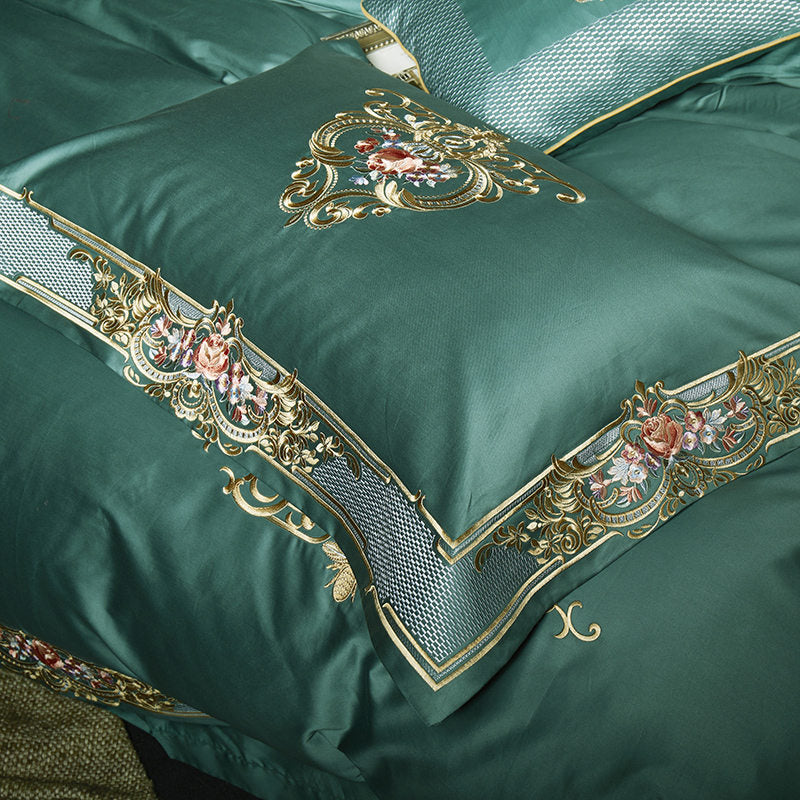 Bavarian Royalty Duvet Cover Set (Egyptian Cotton)