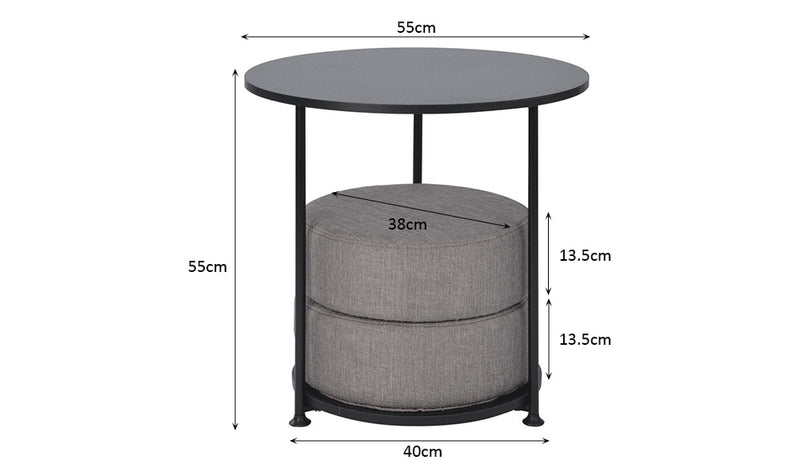 Engineered Folding Compact Table