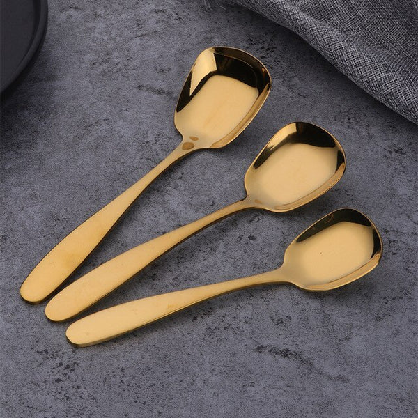 Magnus - Flat Bottom Spoon Set (3 Piece)