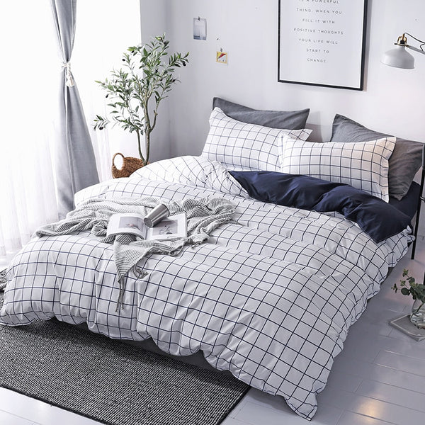 Square Duvet Cover Set