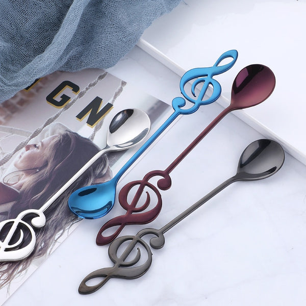 Melodic Tea Spoon (4/8 Piece Set)