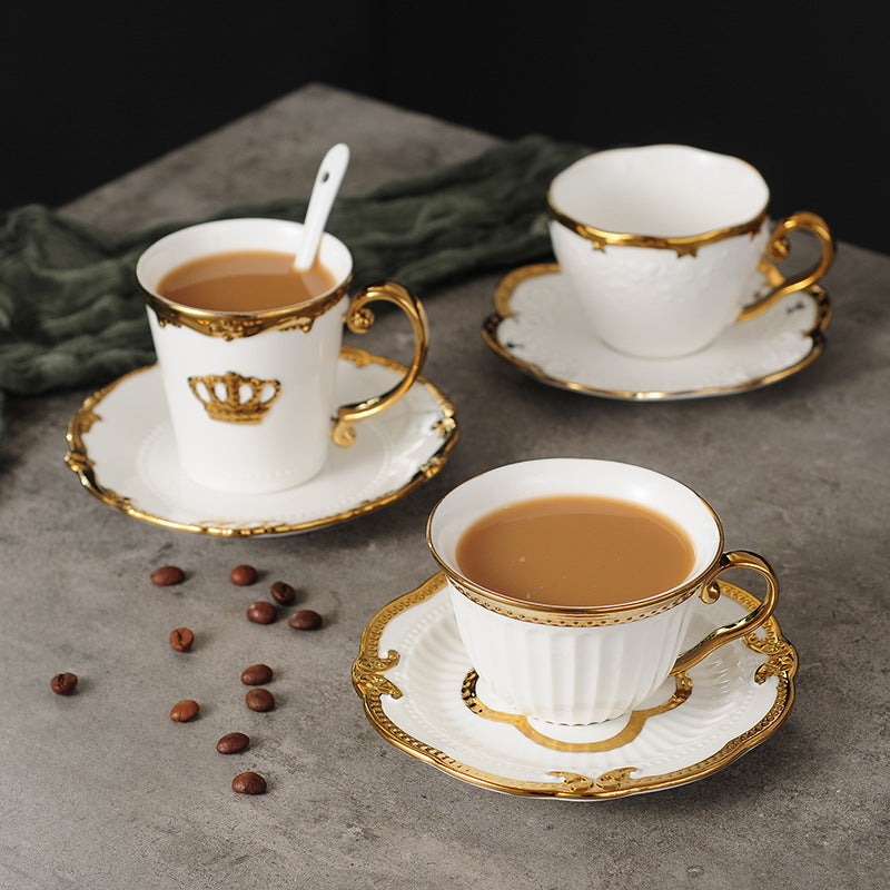 Grace - Royal Coffee Cup Set