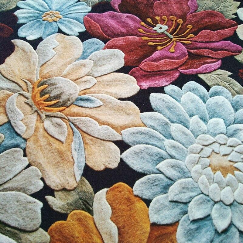 Le Fleur Living Room Durable Rug