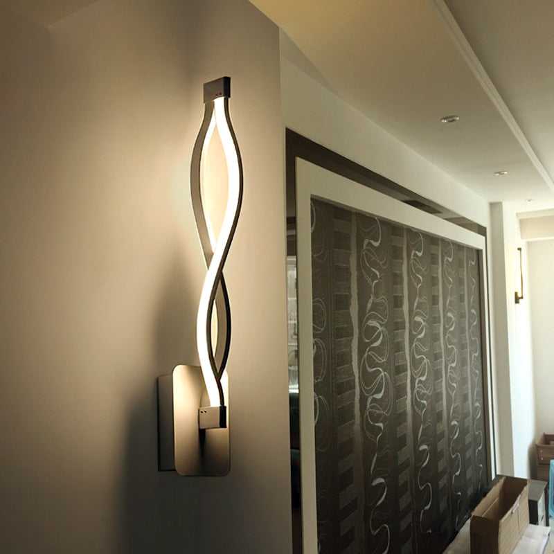 Valhalla - Sculpted LED Wall Scone