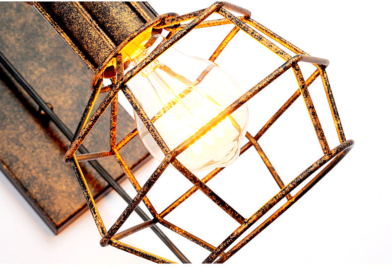 Dove - Antique Pendant Light