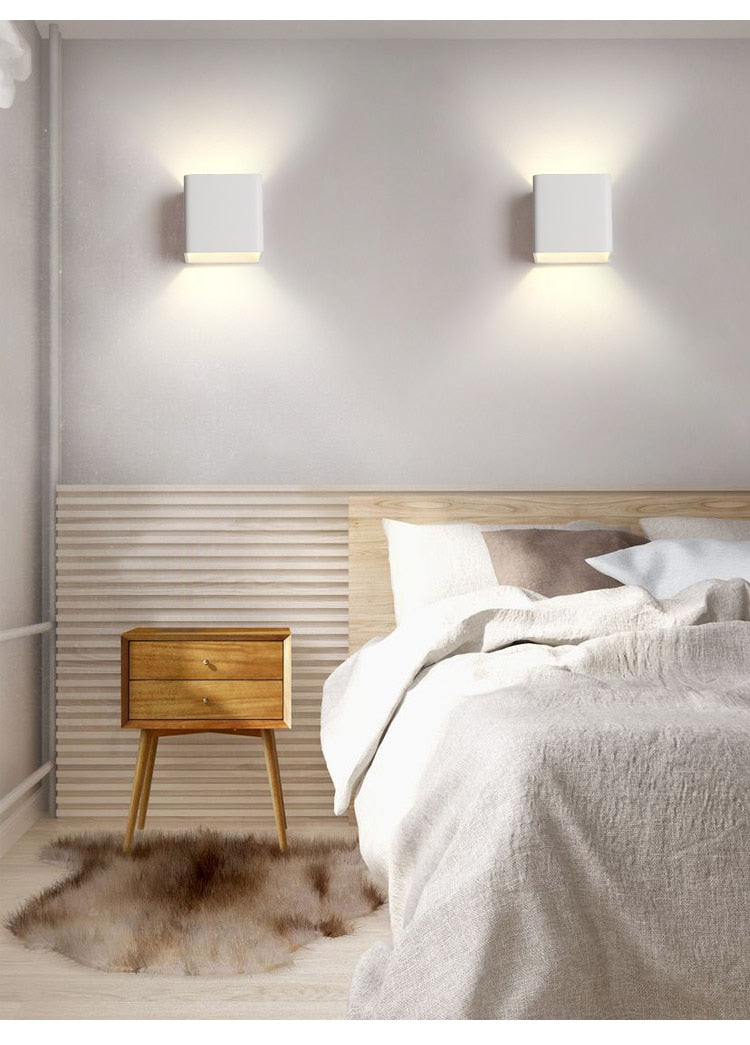 Cyrus - Wooden LED Lamp