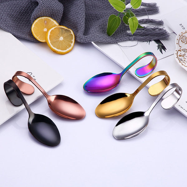 Hera - Pearlescent Coffee Spoon