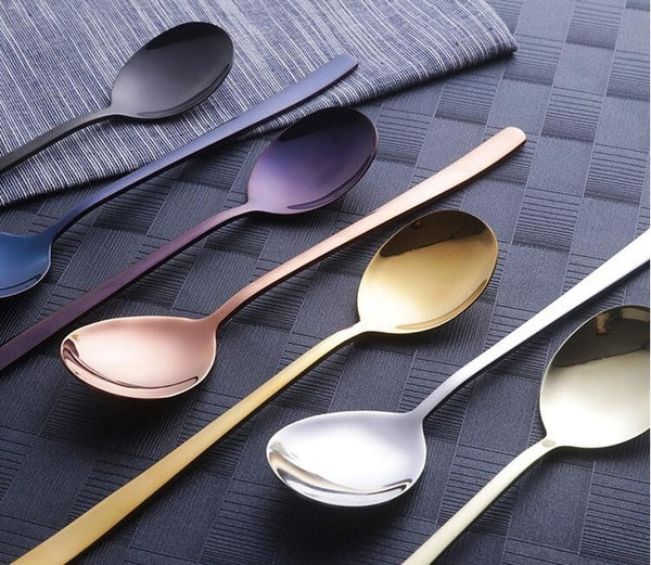 Orion - Classic Dining Spoon Set (4/7 Piece Set)