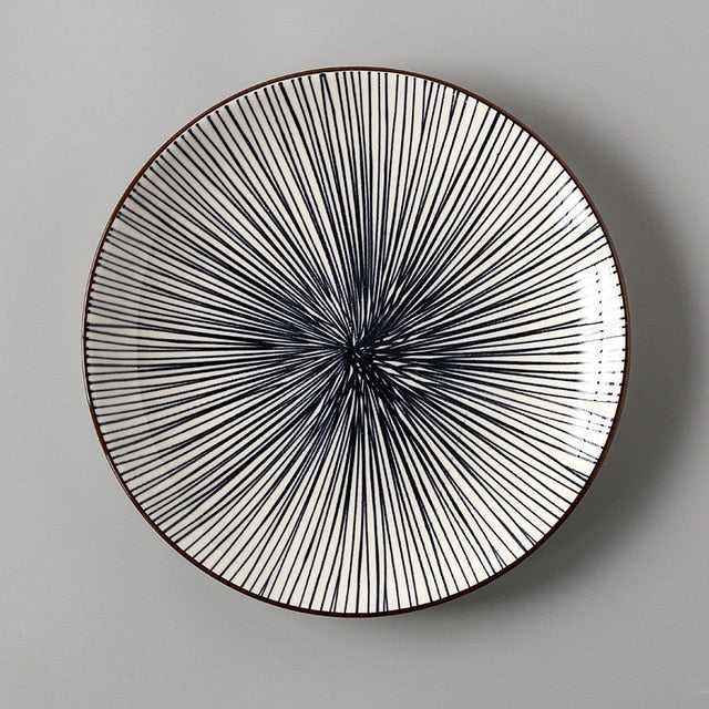Olympia - Ceremonial Ancient  Greek Style Plates