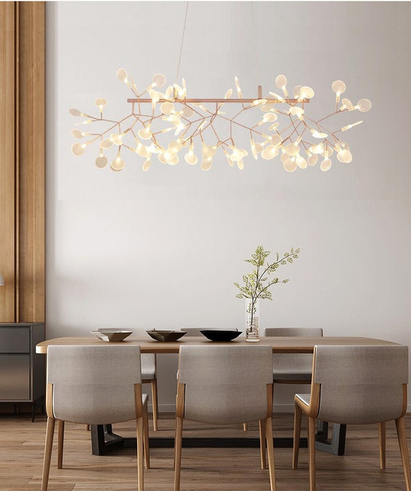 Tree of Light Chandelier