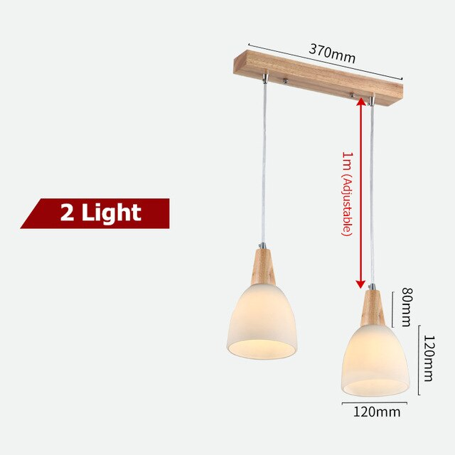 Sequoia - LED Pendant Light