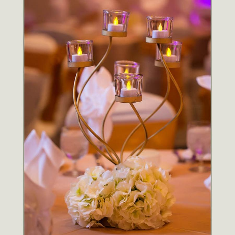 Candle Tree Centrepiece