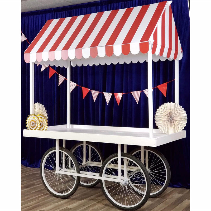 Candy Cart, Vegetable Cart, Buffet Cart