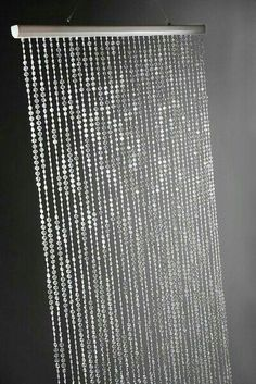 Crystal Curtain for Backdrop