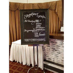 Custom Chalkboards - Big