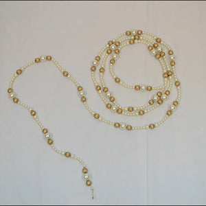 Bead String to decorate backdrops