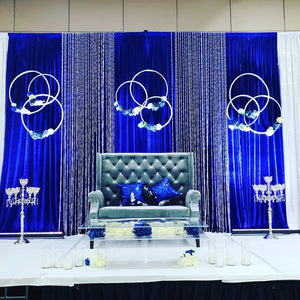 Wedding Loveseat for stage decor