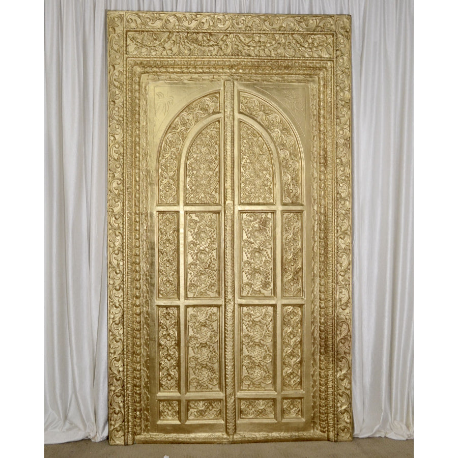 Traditional Door for backdrops